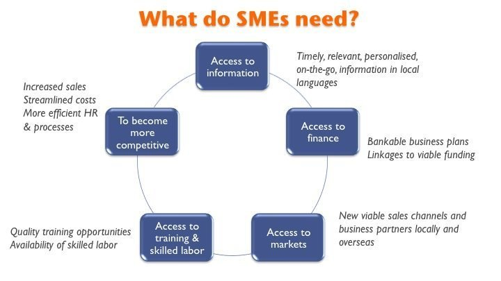 Needs Wheel for MSMEs