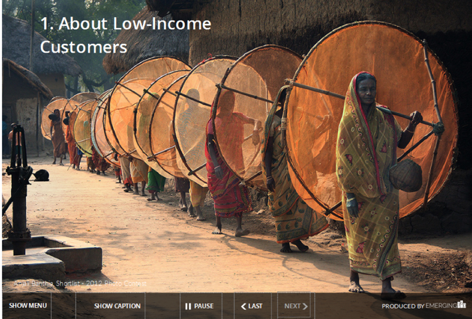 CGAP eLearning Course on Financial Inclusion Using Human-Centered Design